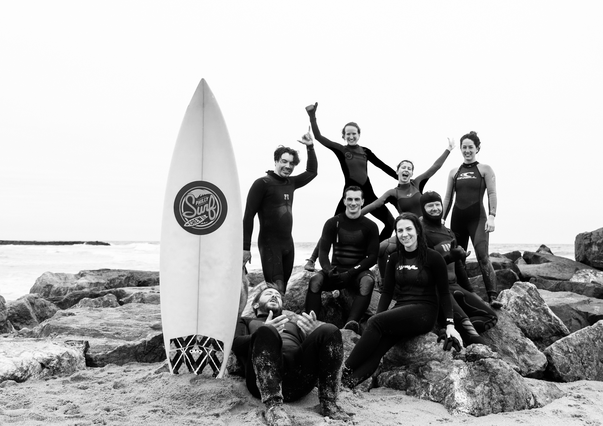 Philly Surf Crew