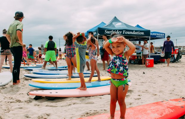 Family Day with Surfrider